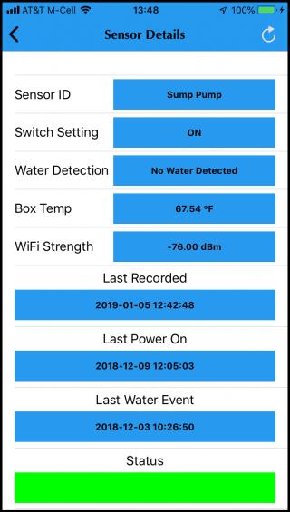 MCB-800-001 iPhone APP Screenshot